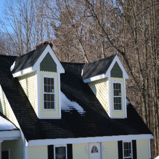 Roofing, Dormers, Siding Windows, Exterior painting